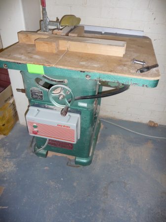 Woodworking Machine Auction Uk